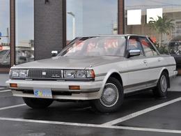 トヨタ クレスタ スーパールーセント ワンオーナー 前期型 丸目4灯 5速MT