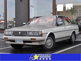 トヨタ クレスタ スーパールーセント ワンオーナー 前期型 角目4灯 5速MT