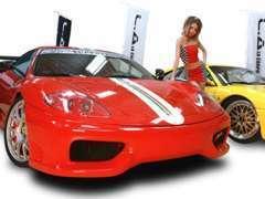 輸入車は、専用展示場にて実際にご覧いただけます