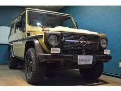 G300 CDI プロフェッショナル EU限定車