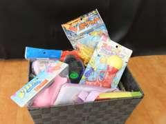 いつも子供たちに人気のキッズコーナーですが、現在はご利用頂く事が出来ません。 お子様にはおもちゃのプレゼントがあります。