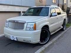 国産・輸入車問わず、SUVを得意としております!お気軽にご相談ください!
