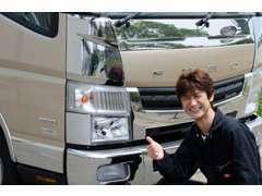 ★仕入れ、ドレスアップ、納車、アフター全てお任せ!田島です。