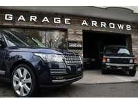 GARAGE ARROWS null