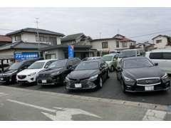 軽からミニバン・外車・商用車まで!ご注文も承ります。