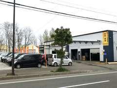 当社は、北海道運輸局指定工場ですので、整備もご安心下さい!