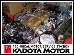 ケーターハムBDRエンジンのレストア後 ☆エンジンをおろしたての時の用に復元してみませんか?