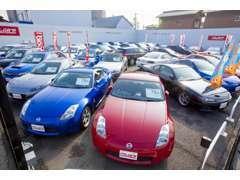 車両価格が安いだけの車選びは危険です!厳選された豊富な在庫車よりお客様のご要望の車両お探し致します!!
