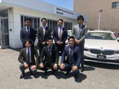 BMWのプロ集団として、日々勉強しております。BMWのことでしたら、私ども阪神BMWにご用命くださいませ。