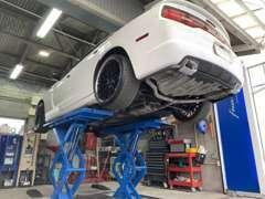 ほとんどの車輌が良質なノーマル車から当社でカスタムしております!安心のカスタムカー製作をモットーにしております!