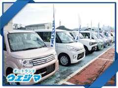 新車もオールメーカー取り扱っております。新車・中古車の事は当社にお任せください。