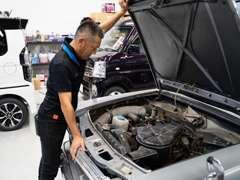 今日まで培ってきた、経験・整備技術をもとにお客様が欲しいお車を確かな品質とリーズナブルな価格で提供させて頂きます。
