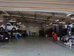 VWに精通したメカニックが、あなたの愛車を長くお乗り頂ける様にサポートいたします。