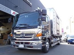 日野自動車 レンジャー 冷凍冷蔵車 5.4M