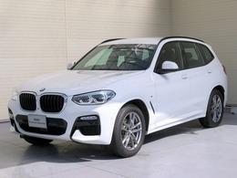 BMW X3 xドライブ20d Mスポーツ ディーゼルターボ 4WD 黒革19AWACCHUDアラウンドビューHiLine