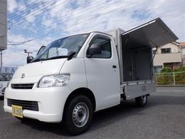 トヨタ ライトエーストラック 1.5 DX シングルジャストロー 三方開 販売車