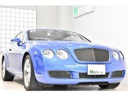 ベントレー コンチネンタルGT 6.0 4WD 正規D車 右ハンドル OP19AW 整備記録簿