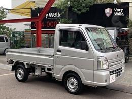 スズキ キャリイ 660 KCエアコン・パワステ 3方開 車検R3年8月