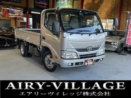 トヨタ ダイナ フルジャストロー 法人ワンオーナー/ユーザー買取/社外ナビ