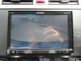 バックカメラ付きになりますので車庫入れもスムーズになりますね♪
