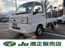 スバル サンバートラック 660 TC スーパーチャージャー 三方開 4WD スーパーチャージャー オートマ CDデッキ