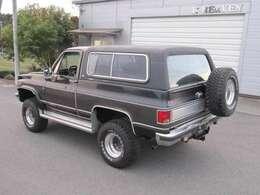 1991y最終モデル 正規ディーラー車 実走84300km リフトUP 4WD 1ナンバー登録です! ガソリン車5.7Lエンジン