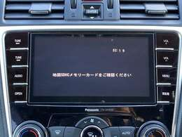 【純正ナビ(CN-LR700D)】CD/DVD再生機能/フルセグTV視聴可能/Bluetooth/SD(音楽録音可能)