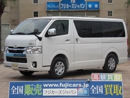トヨタ ハイエースバン FOCS エスパシオES 新車未登録 6型 TSS 全方位カメラ 外部充電