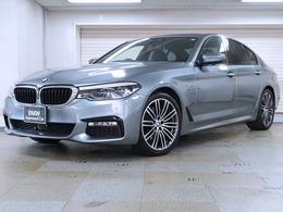 BMW 5シリーズ 523i Mスポーツ ハイラインP BMW認定中古車 黒革 19AW
