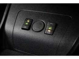 シートヒーターは左右それぞれ強弱コントール付き。
