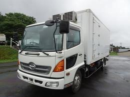 日野自動車 レンジャー 4t・P/G付 冷蔵冷凍車