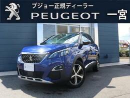 プジョー 3008 GT BlueHDi 認定中古車保証 純正ナビ ドラレコ付