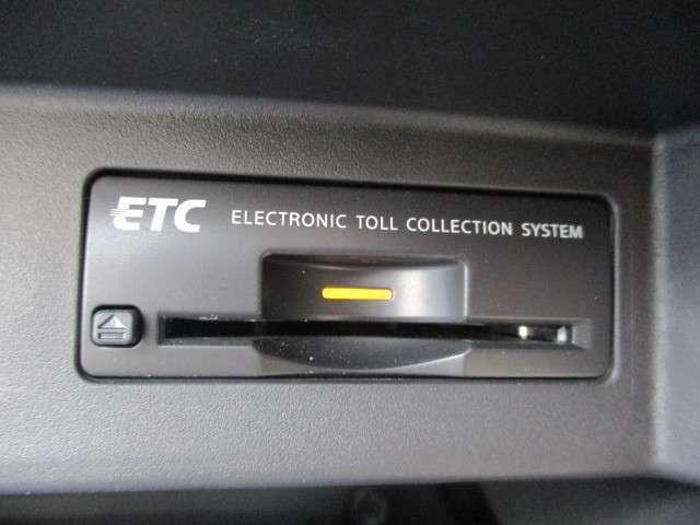 最近では有料道路が多いですね ETCそのままご利用になれます