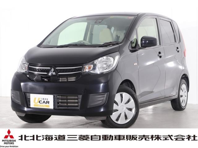三菱:eKワゴン CDオーディオ キーレス シートヒーター