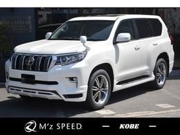 トヨタ ランドクルーザープラド 2.7 TX Lパッケージ 4WD 7人乗 サンルーフ ZEUS新車コンプリート