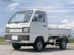 スズキ キャリイ 550 4WD 4速ミッション