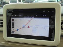 DVD再生やフルセグTV・Bluetooth等が楽しめるメモリーナビゲーションが装着済み♪車庫入れ時には、車体周囲を俯瞰映像で確認できる全方位モニターに対応☆