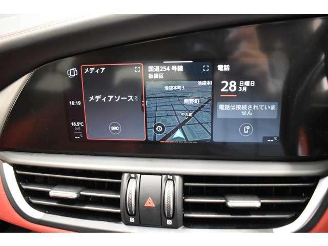 8.8インチの大型ディスプレーを搭載し、且つアップルカープレイ&アンドロイドオートを自在に操作可能です。全国納車を承り致します。