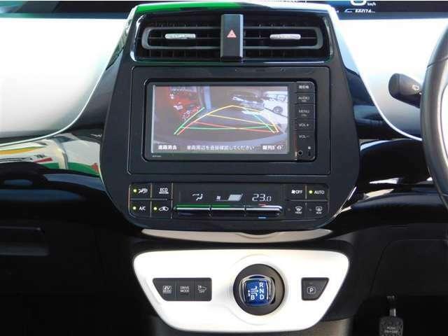 ワンセグTV対応純正メモリーナビゲーションを装備。Bluetoothオーディオ&ハンズフリー通話にも対応しています。