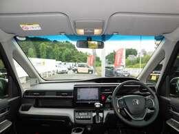 前窓の画像です!新車店からの下取りをはじめ厳選して仕入れた優良中古車をご紹介いたします!ご希望のお車をお探しいたします!ホンダ車のことならお任せください!