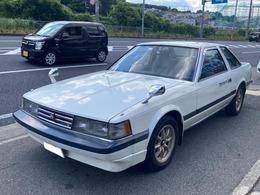 トヨタ ソアラ 2.0GT 1G-GEU TWINCAM24 ワタナベ15AW