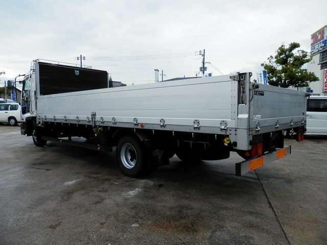 H18 いすゞ フォワード アルミブロック 積載3950kg 走行374800km ボディ内寸長さ6180 幅2360 高さ600