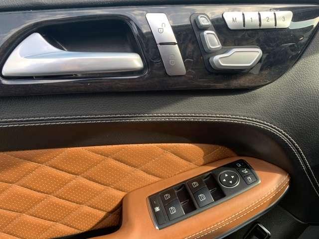 シートの位置を好みの位置に設定しておけます!ボタンを押せば自分の好みの位置のシートポジションにできるので、便利です(^^)/