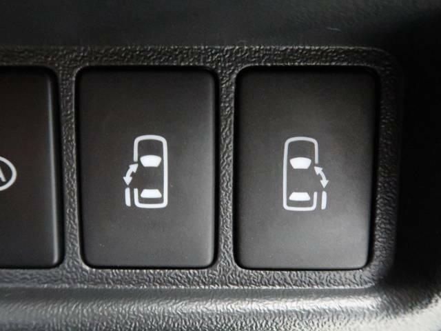 【両側パワースライドドア】スマートキーや運転席のスイッチで後席両側スライドドアの開閉が可能♪電動だから力を入れてドアを開ける必要が無く、小さなお子様でも簡単に開け閉めでき快適です♪