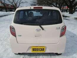 4WDですので雪道も安心です!