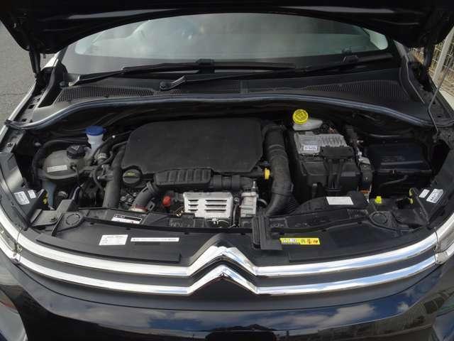 そしてエンジンルーム 1200CCターポエンジンはカイテキそのもの・・・(続く)