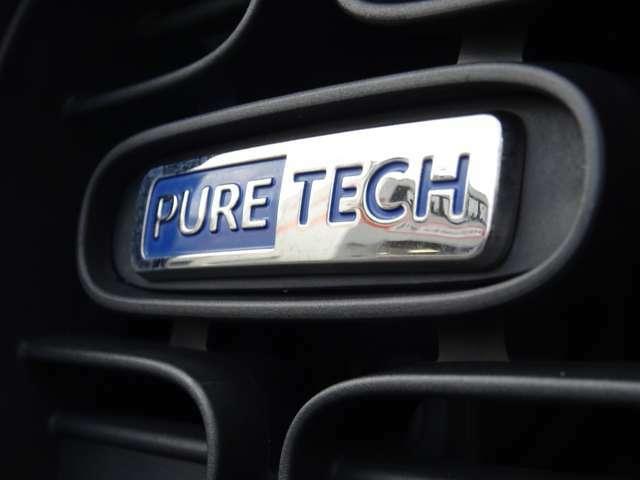 "C3のエンジンはパワーも十分ながら燃費向上も図られている""PURETECH""、ヨーロッパでは""エンジンオブ・ザ・イヤー""に輝く高評価!(続く)"