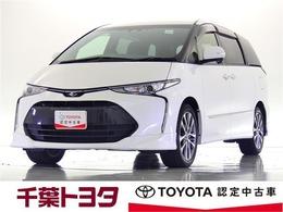 トヨタ エスティマ 2.4 アエラス プレミアム トヨタ認定中古車 予防安全装置装着車