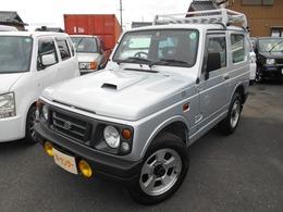 スズキ ジムニー 660 ワイルドウインド 4WD ターボ フルノーマル AT車