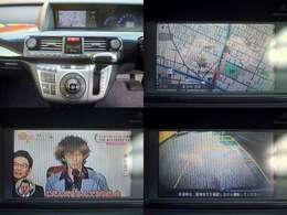 純正HDDナビ!フルセグTV、CD録音&DVD再生、バックカメラ付き!